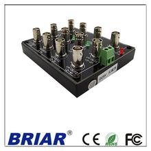 2015 hot sale cctv video booster amplifier splitter for cctv cameras