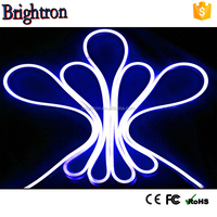80 100 120 LED Per Meter Chasing RGB led Neon Rope Light