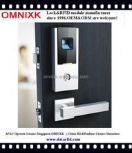 D-7020 RF card fingerprint smart home lock for government