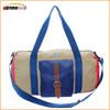 Fashion Designed Canvas Travel Bag for short trip