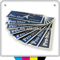 3m waterproof removable adhesive stickers