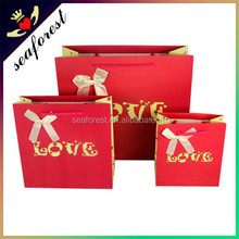 wedding gift paper bags,candy paper gift bag,cheap fancy gift paper bag