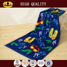 2015 new design comfortable surf brand beach towels with low price