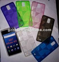 TPU gel mobile phone Case for Samsung I997 Infuse 4G
