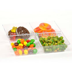 The popular and fashional disposable plastic 5 inches dishes plates*