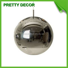 hanging decoration stainless steel hollow ball
