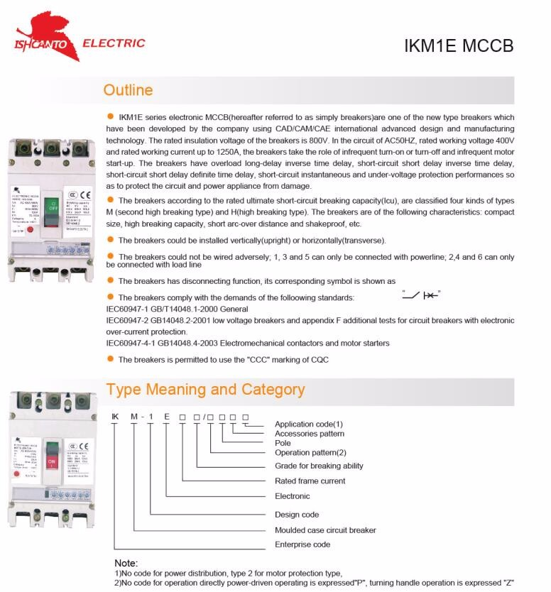 High Amp Electric Mccb 600amp Modular Switch With Low Price Buy