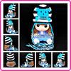 winter warm custom crochet earflap baby beanie hats cute knitted children's hat