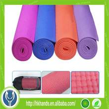 Yoga Mat - Eco Friendly, Nonslip for Hot Yoga; Travels Easily in Your Yoga Bag, Comes with Yoga Mat Strap Carrier