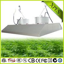 aluminum light fixture reflector growing weed 400w led grow light kit
