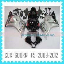 For CBR600RR F5 2009 2010 2011 2012 Fairing kit body kit body work motorcycle fairing factory