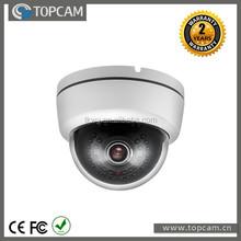 800TVL CCTV IR Dome Camera With 4-9mm Megapixel varifocal Lens Plastic
