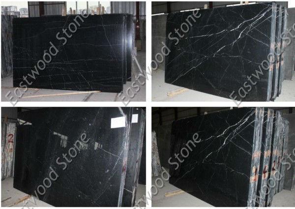 Marmol negro azulejos de marmol blancos y losas de m rmol for Marmol negro precio