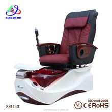 2016 whirlpool spa pedicure chair / pedicure chair dimensions (S811-3)