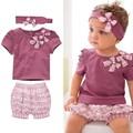 2014 novo estilo de roupas de bebê recém-nascido conjunto para bebe