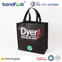 Non woven laminate shopping designer bag non woven shopping designer bag