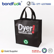 Non woven laminate shopping designer bag non woven shopping designer bag