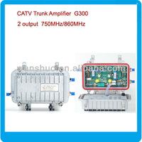 Cable Trunk Amplifier CATV Hybrid Amplifier