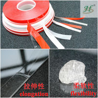 ISO9001 Shanghai 3M Equivalent LCD Touch Screen Mounting Adhesive Tape