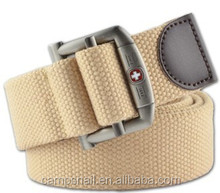 unisex belt leisure canvas belt thickening belt, a variety of color can choose