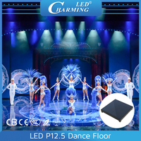 IP65 Wholesale Price Led Video Dance Floor Over 500KG For Car Show