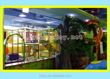 indoor used playground design for kids playing hot sale furniture