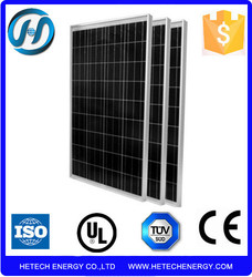 Buy best price per watt Poly 80w pv solar panel from china online