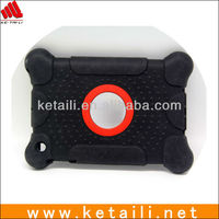 Anti-shock Silicone Material Cover Case For Mini Ipad