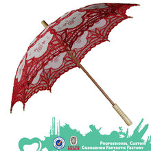 Pop Holiday nuevo la buena venta de China decoración paraguas