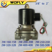 Alibaba China low concentration solution solenoid valves coil 12v dc