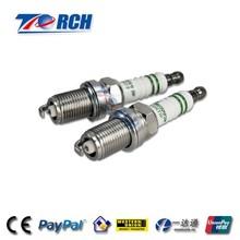 high performance new patent spark plug K6RTIP match with Denso Ik20 genuine spark plug