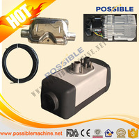 Truck/bus/car/boat/RV used diesel 2KW engine heater with low cost
