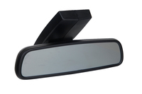 Professional car dvr rearview mirror car black box with speed camera GPS detector hot gift for car with ADAS