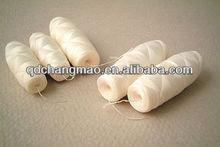 forma de bobina de hilo bobinado de la máquina