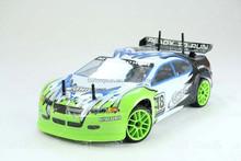 Two speed nitro rc car 2.4ghz system