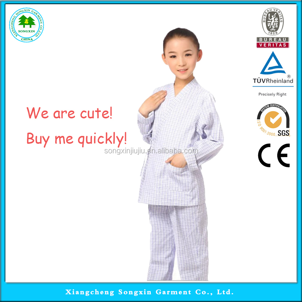 Comfortable Hospital Clothing Patient Gown For Childrren,Hospital ...
