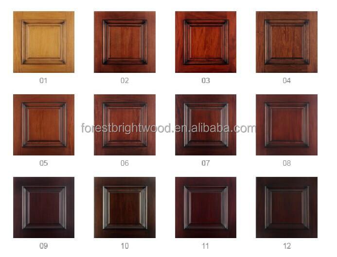 Cores da pintura porta de madeira do folheado portas - Pintura para maderas interior ...