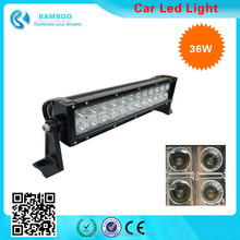 36W Led Work Bar Flood Beam Light 4x4 Offroad Lamp For Jeep Cabin/Boat/SUV/Truck/Car/ATV/Vehicles/automative/Marine