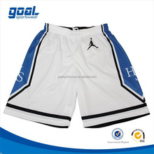 Wholesale cheap factory price mesh basketball shorts with your style