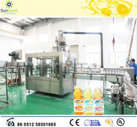 Automatic Juice Filling Equipment For Fresh Fruit (Like Mango Lemon)