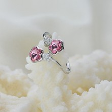 creative eternity wedding ring jewel,cross jeweled ring ,custom signet ring !