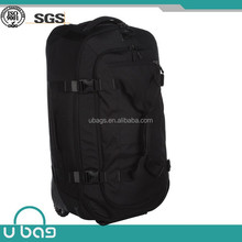China fashion waterproof travel bag with trolley