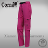 High quality comfortable waterproof new style ladies pants