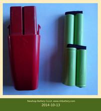 7.2v 600mah lifepo4 battery pack 18650 1600mah lifepo4 7.2v 10ah lifepo4 battery pack