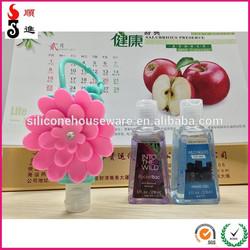 Various lovely designs cute carton silicon manufacture