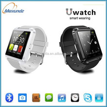 Bluetooth Smart Watch U8 Fashion Women Men Sports Wristwatch Sync Calls/SMS Smartwatch For Samsung Sony HTC Android IOS Phone