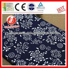 alta calidad imprimió la tela de algodón