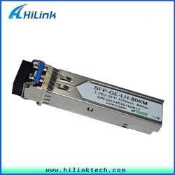 1.25G 1550nm 80km ZR Transceiver Compatible Cisco SFP-GE-Z