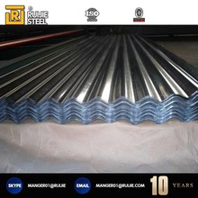 Corrugated roof sunshade material pvc corrugated roofing sheets