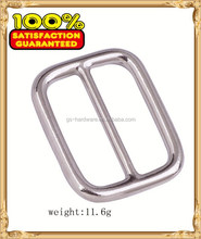 Square Buckle for Bag Accessories, leather bag buckle, factory direct sale, JL-338